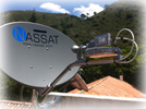 Satelliet Internet voor Business